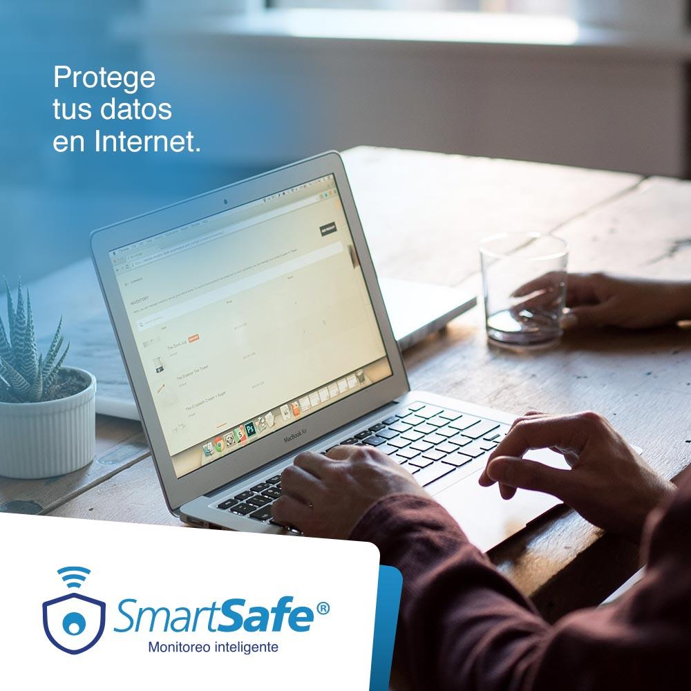 PROTEGE TUS DATOS PERSONALES EN INTERNET