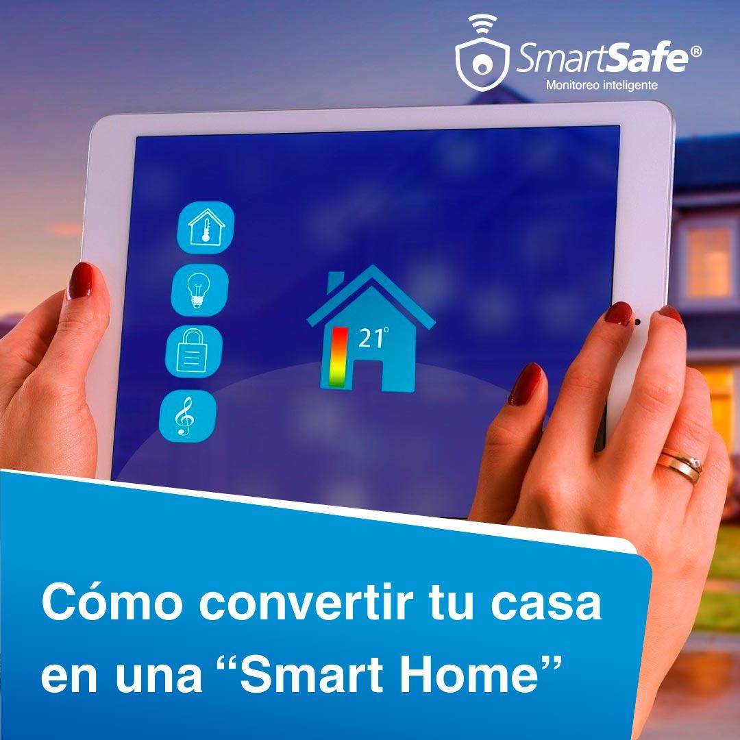 """CÓMO CONVERTIR TU CASA EN UNA """"SMART HOME"""""""