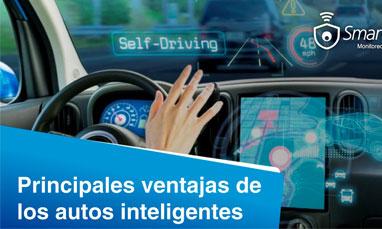 Autos inteligentes: ventajas y desventajas
