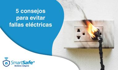 Cómo evitar fallas eléctricas en el hogar y mantener la seguridad.