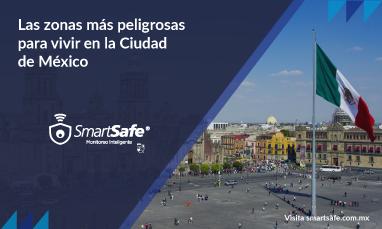 Las zonas más peligrosas para vivir en la Ciudad de México