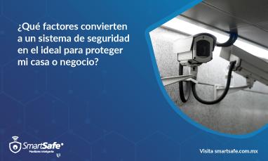 ¿Qué factores convierten a un sistema de seguridad en el ideal para proteger mi casa o negocio?