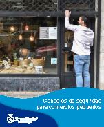 CONSEJOS DE SEGURIDAD PARA COMERCIOS PEQUEÑOS
