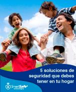 Cinco consejos de seguridad en el hogar