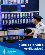Alarma con videoverificación: conoce este sistema de seguridad
