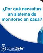 ¿Por qué necesitas un sistema de monitoreo en casa?