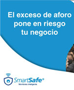 Medidas de seguridad en negocios: Controla el exceso de aforo