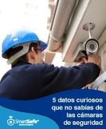 5 DATOS CURIOSOS QUE NO SABíAS DE LAS CÁMARAS DE SEGURIDAD