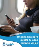 10 CONSEJOS PARA CUIDAR TU CASA CUANDO VIAJAS