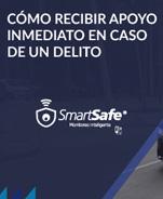 Sistema de monitoreo inteligente: Apoyo inmediato en caso de delito