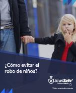 Cómo prevenir el robo de niños