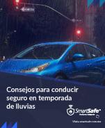 Cómo manejar con lluvia
