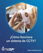 ¿Cómo funciona un sistema de CCTV?