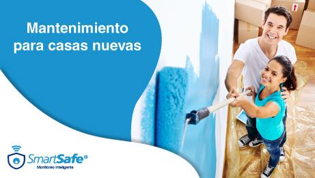 Tips de mantenimiento para casas nuevas