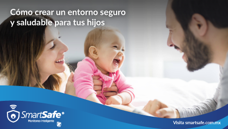 Cómo crear un entorno seguro y saludable para tus hijos
