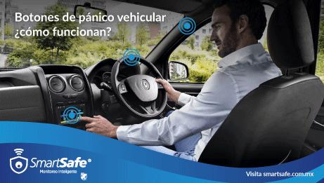 Botones de pánico vehicular ¿cómo funcionan?