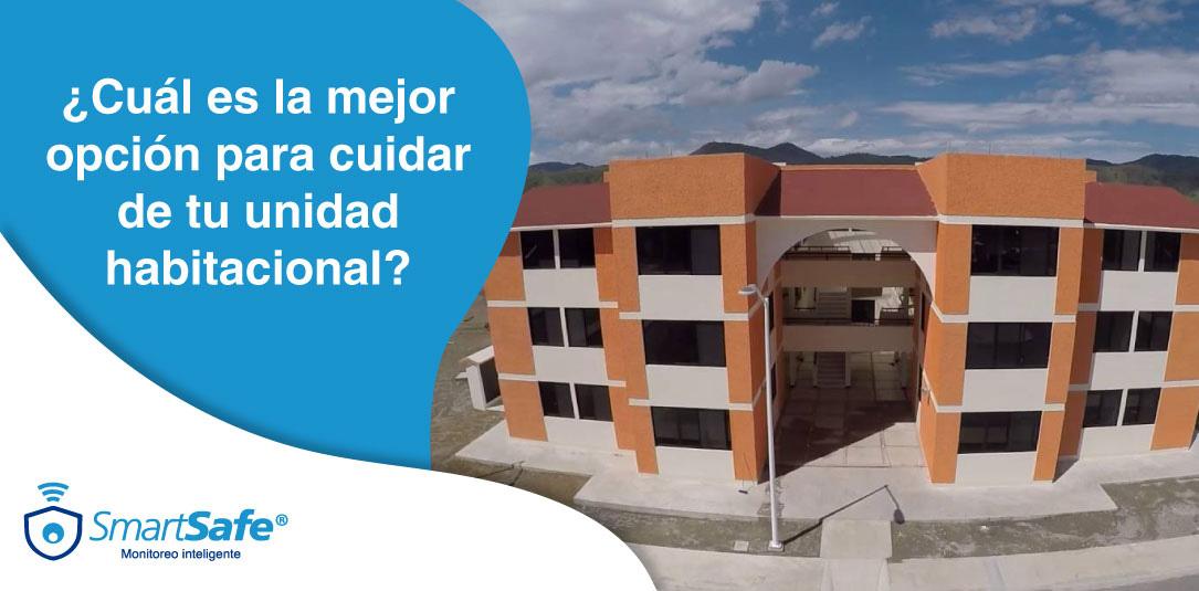 Seguridad en unidades habitacionales, ¿Cuál es la mejor opción?