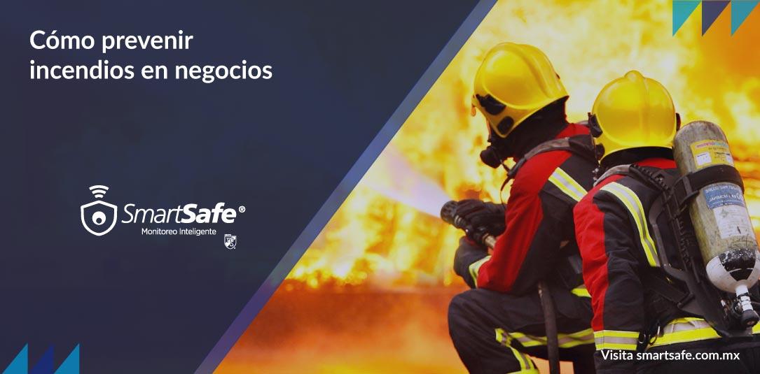 Cómo prevenir incendios en negocios