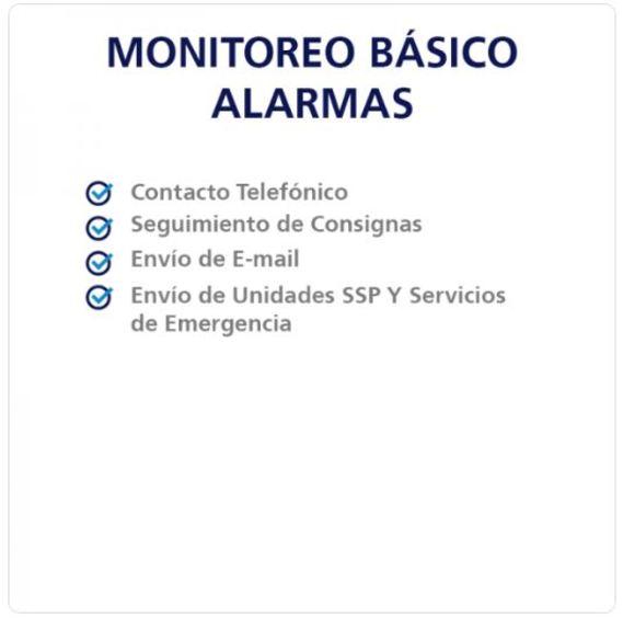 MONITOREO BÁSICO NEGOCIO PAGO MENSUAL